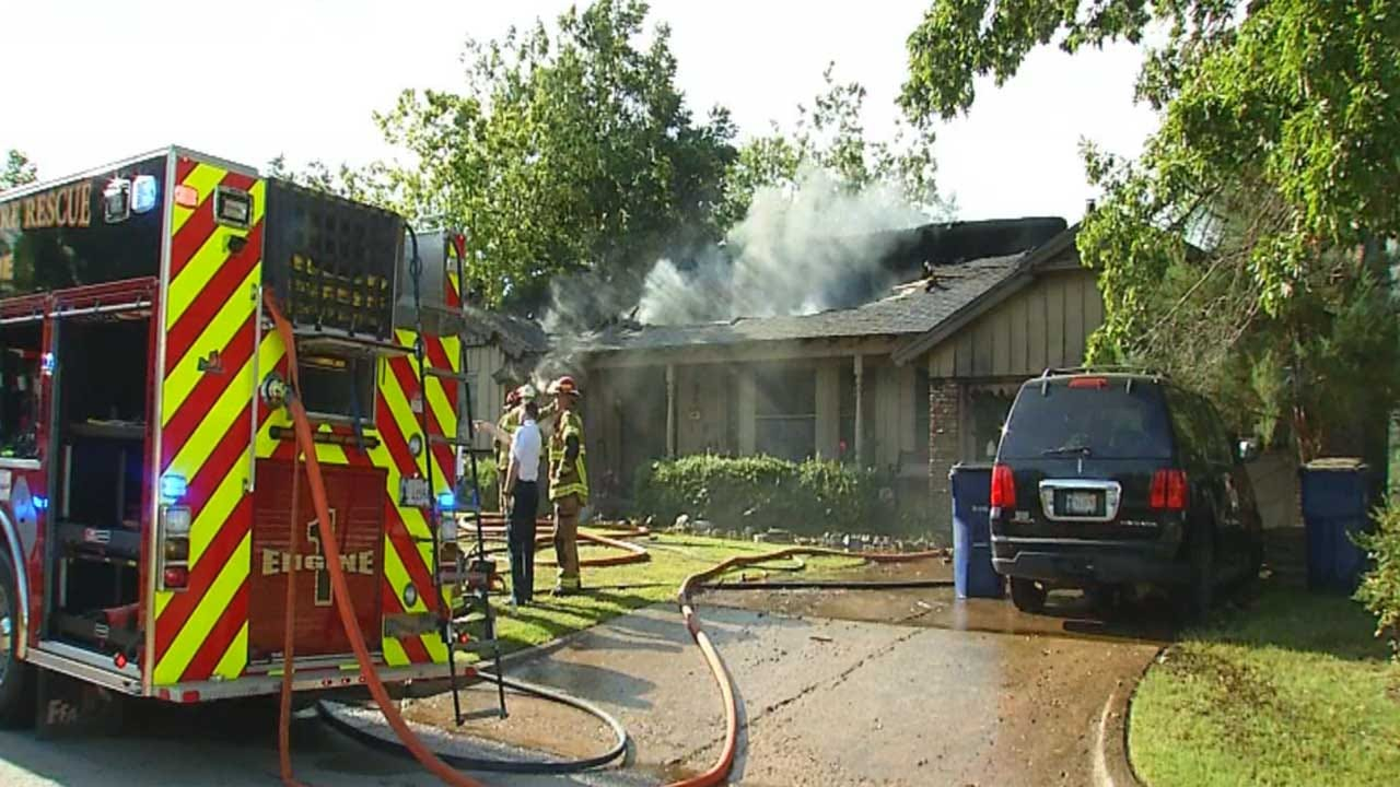 OKC Church To Help Fire Victims In The Village