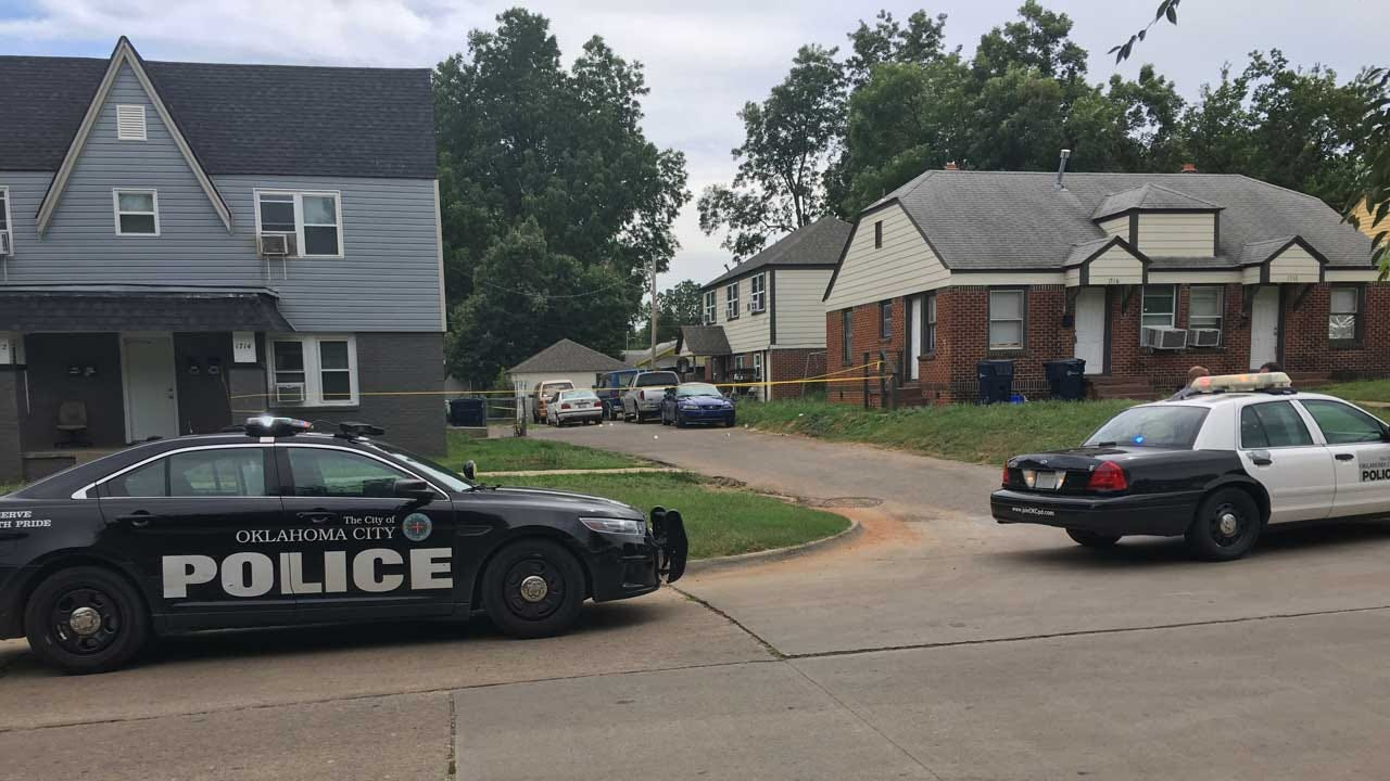 One Injured After NW OKC Shooting