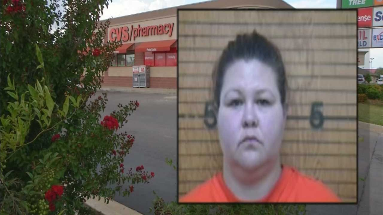 Chickasha Pharmacy Worker Arrested, Accused Of Pill Theft