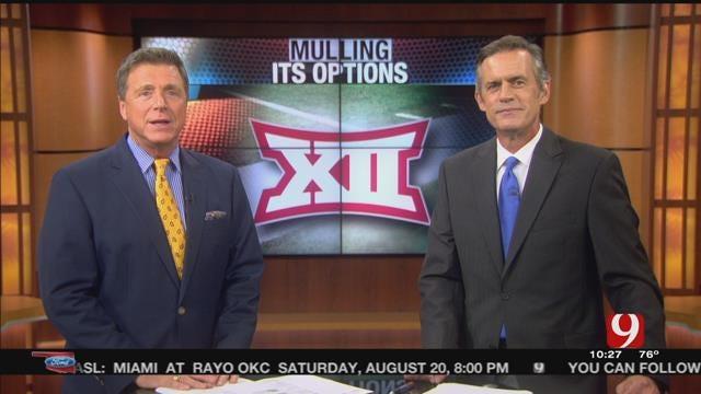 Oklahoma Ford Sports Blitz: August 14