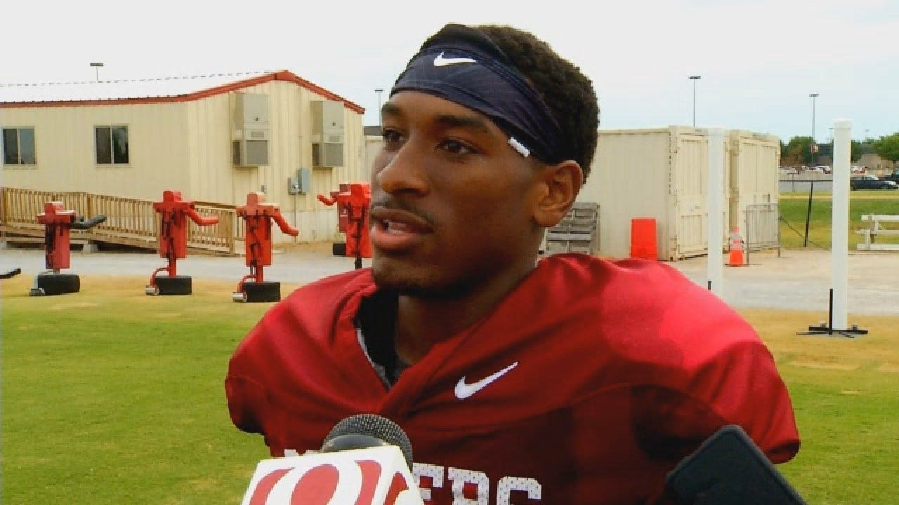 OU Practice Report: Walk-On Receiver Nick Basquine Turning Heads At Practice