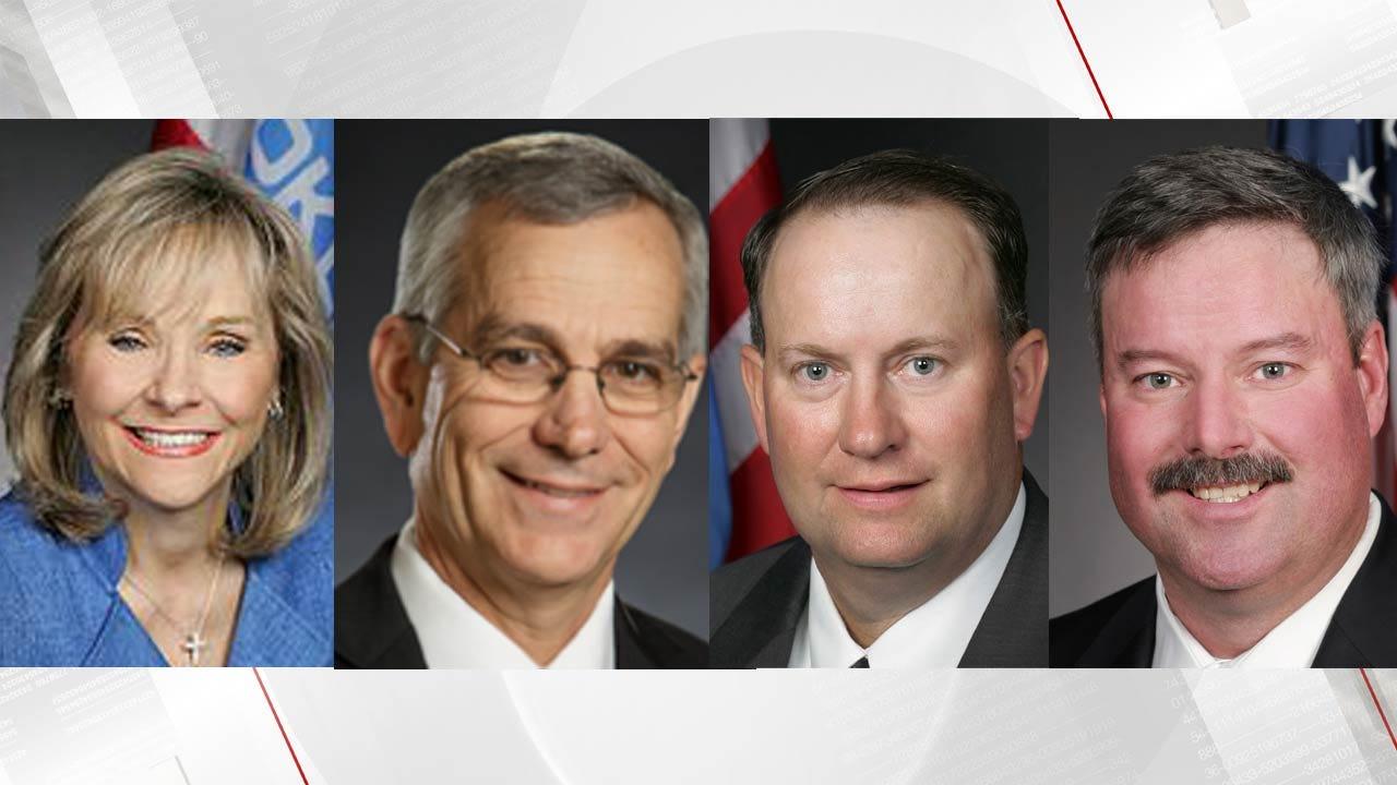 Four Oklahomans, Including Gov. Fallin, Named To Trump's Ag Panel