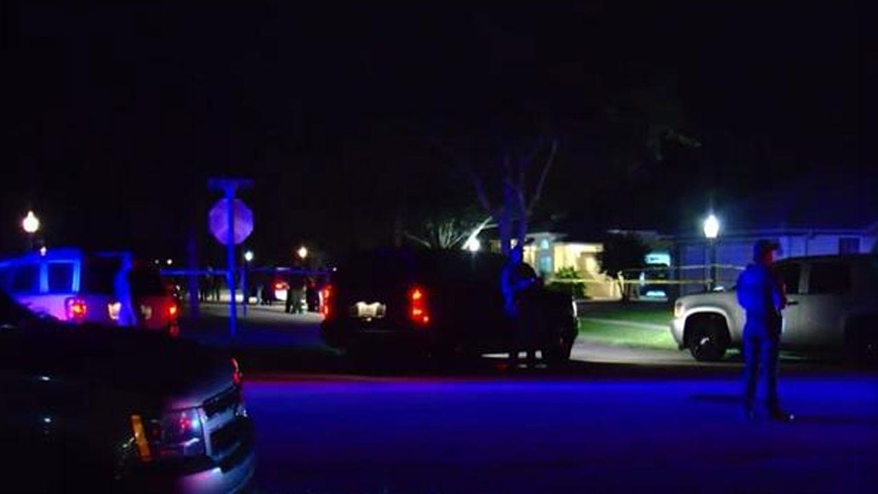 Suspect Found Biting Man's Face Off At Chaotic Florida Murder Scene