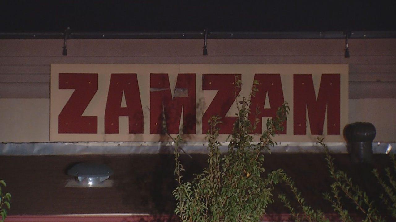 Police Arrest Suspect In Burglary Of Warr Acres Restaurant