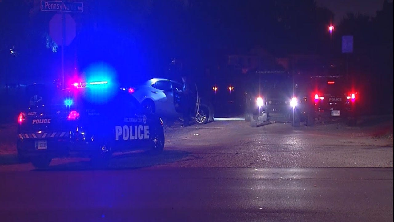 Two Arrested, Two On The Loose After OKC Police Recover Stolen Cars
