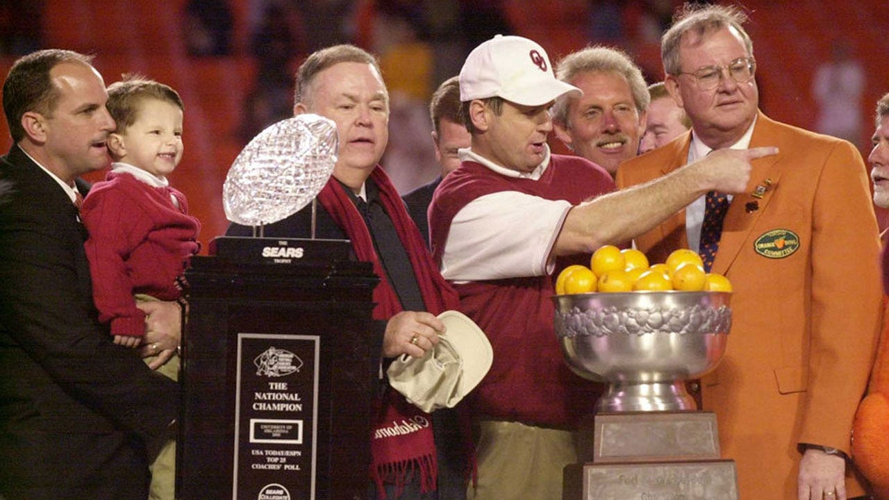 OU Ranked No. 2 On AP's List of All-Time Best College Football Programs