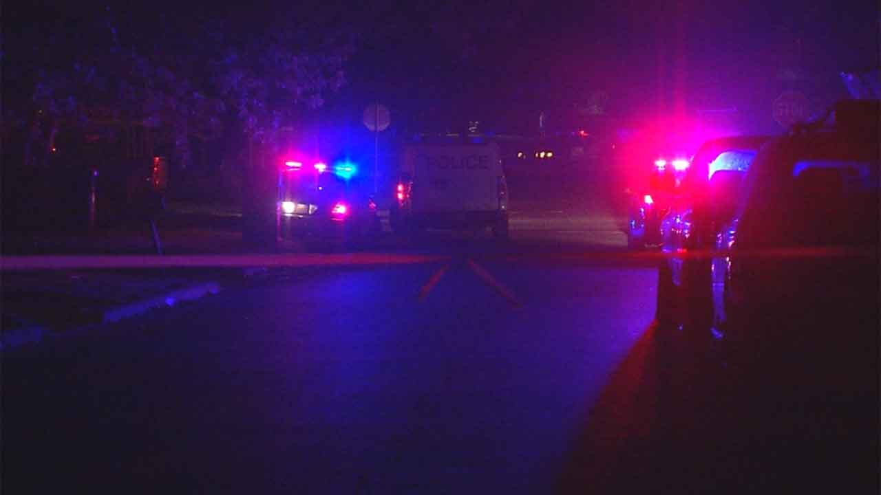 Police Search For Suspects In Deadly SW OKC Drive-By Shooting