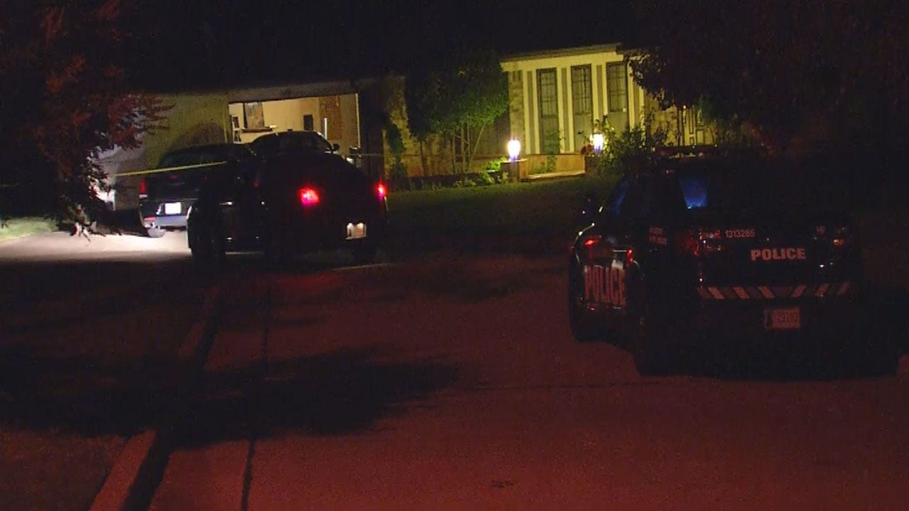 Police Seek Suspects After Man Shot Twice Outside His NW OKC Home