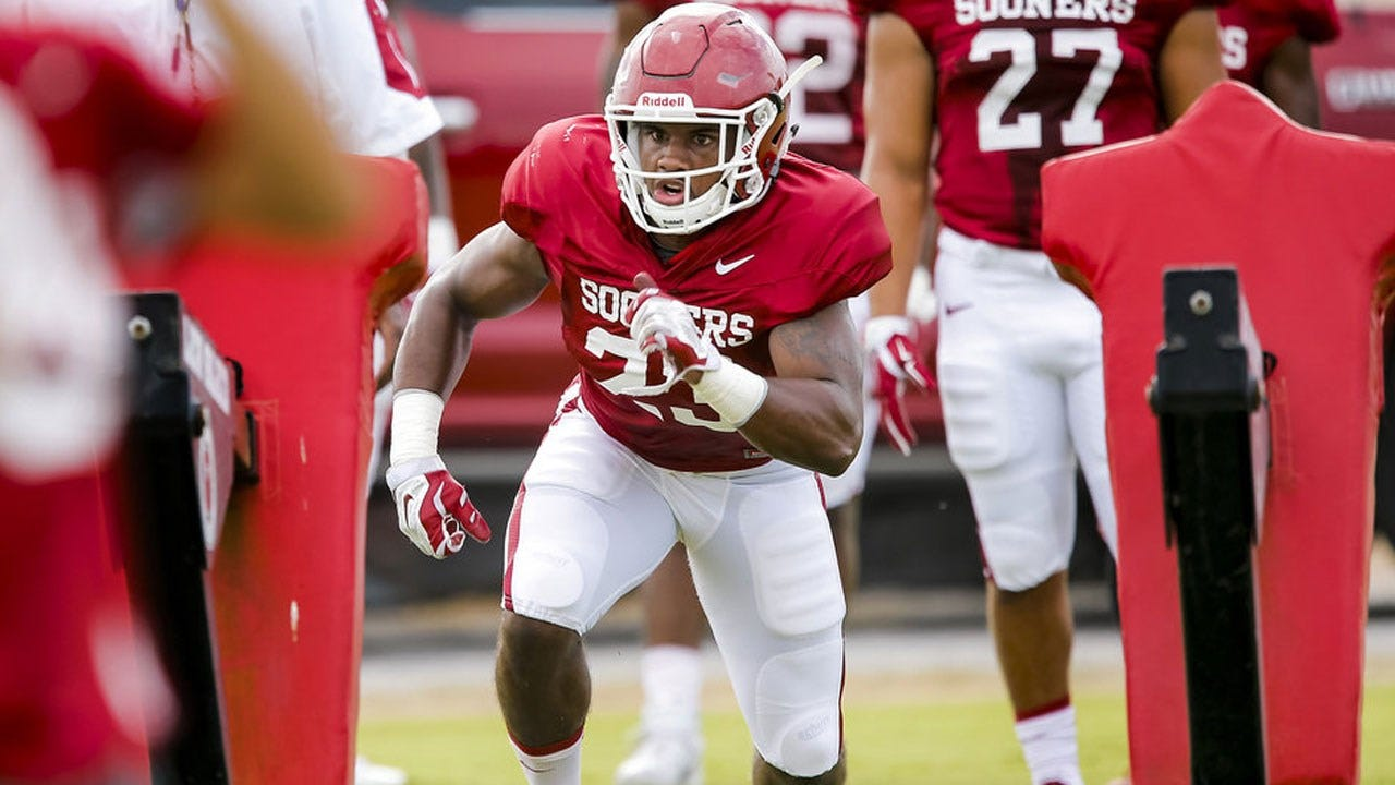OU Running Back Abdul Adams Could Fill Rodney Anderson's Role