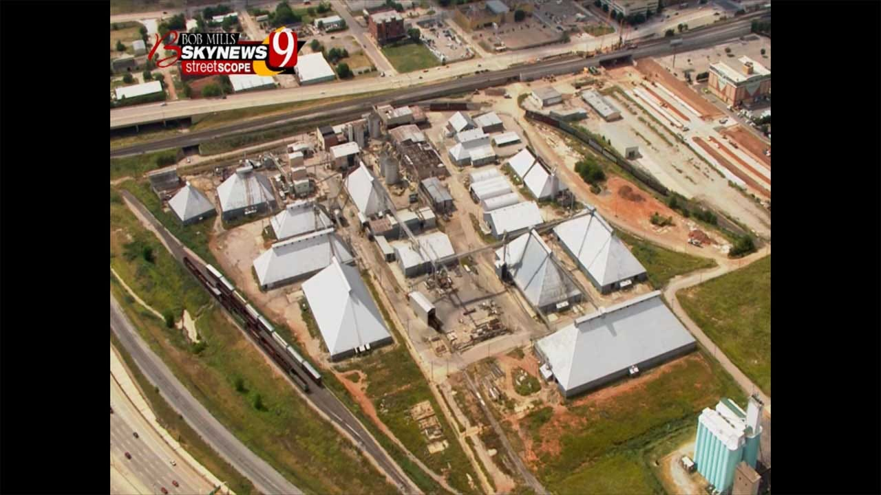 OKC Energy Co-Owner Talks About His Plans For The Producers Cooperative Plant