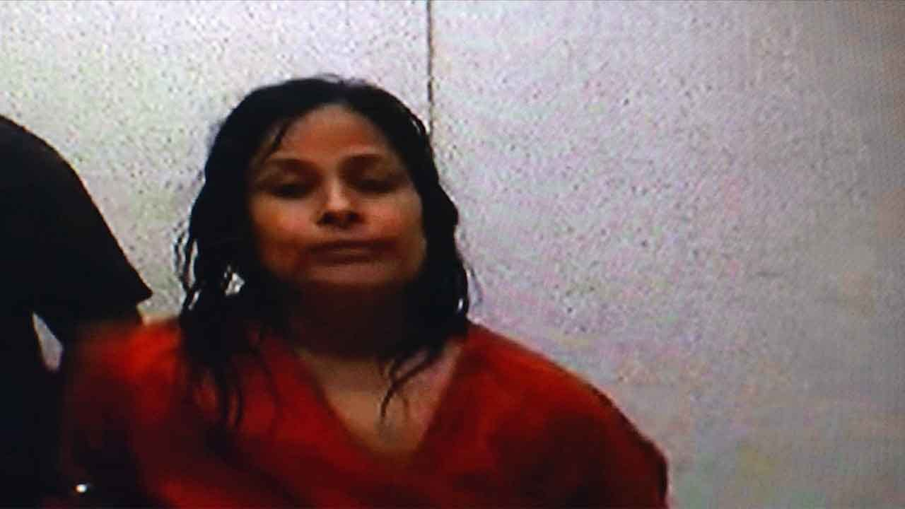 OKC Mother Accused Of Murdering Daughter Goes Before Judge