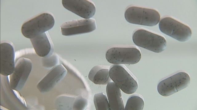 Deaths From Prescription Drugs Down In Oklahoma