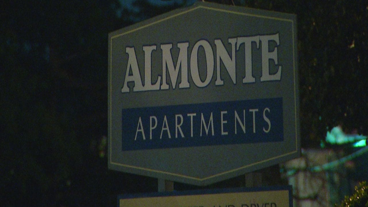 OKC Police: Shots Fired During Attempted Break-In At Apartment