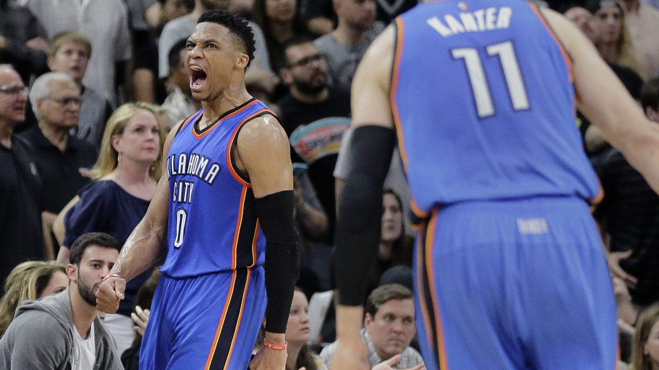 Thunder And Russell Westbrook Agree to Contract Extension
