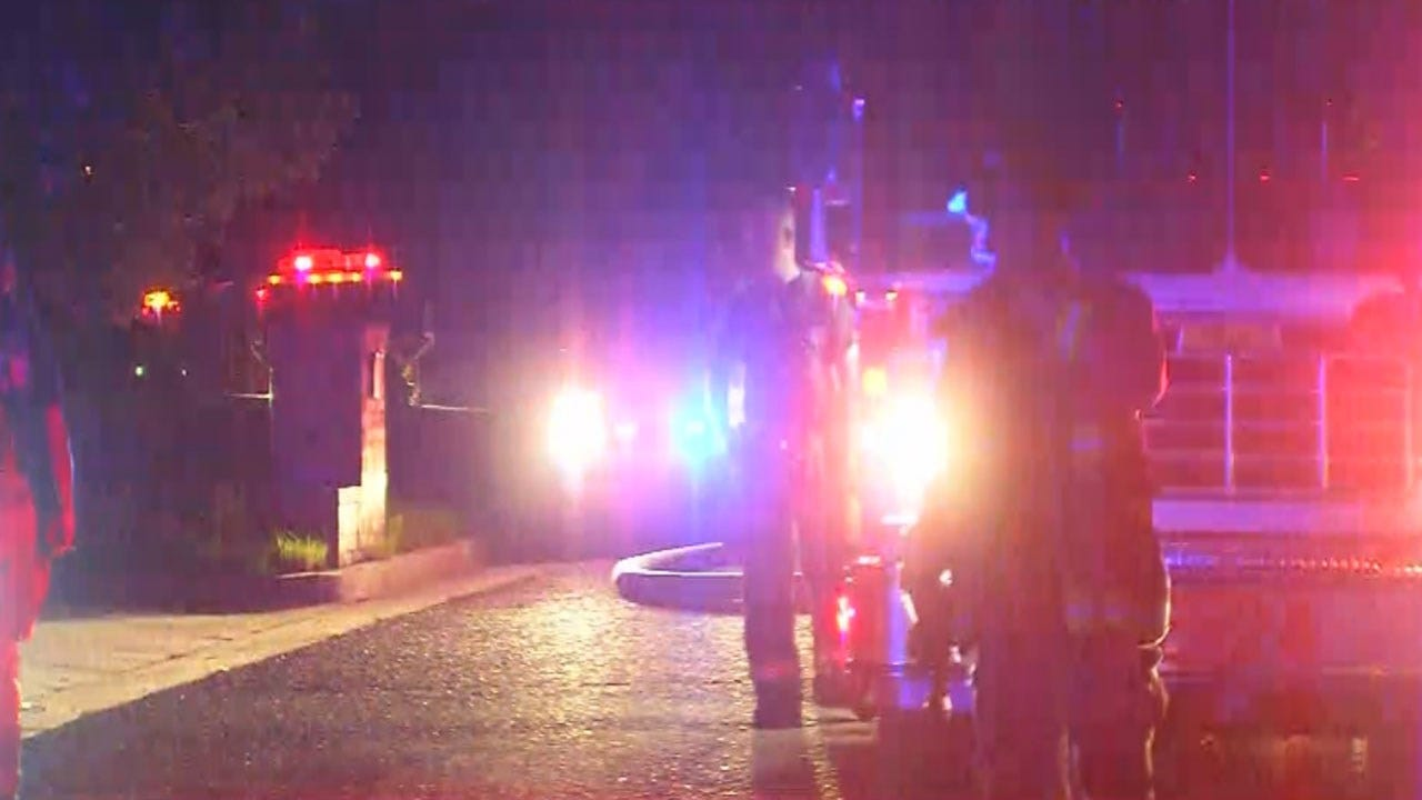 Two Escape Early Morning House Fire In NW OKC