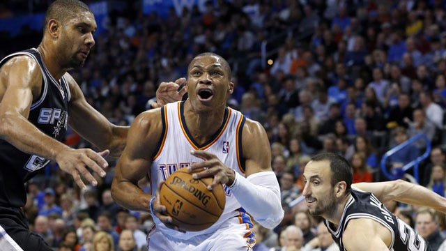 Westbrook: I'm Grateful To Extend Contract With The Thunder