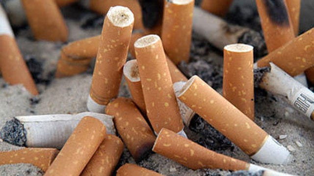 Smoking Rates Still High In Some Racial Groups