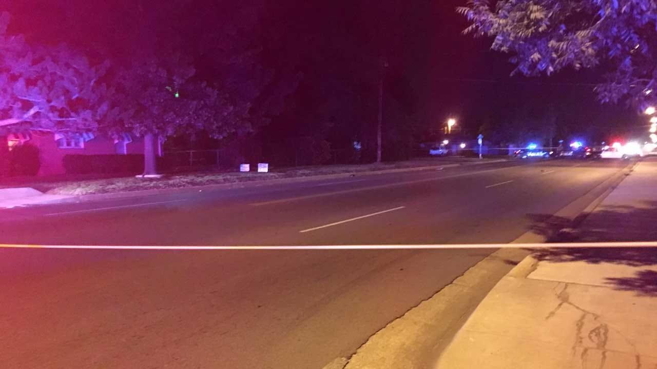 One Dead After SW OKC Auto-Ped Crash