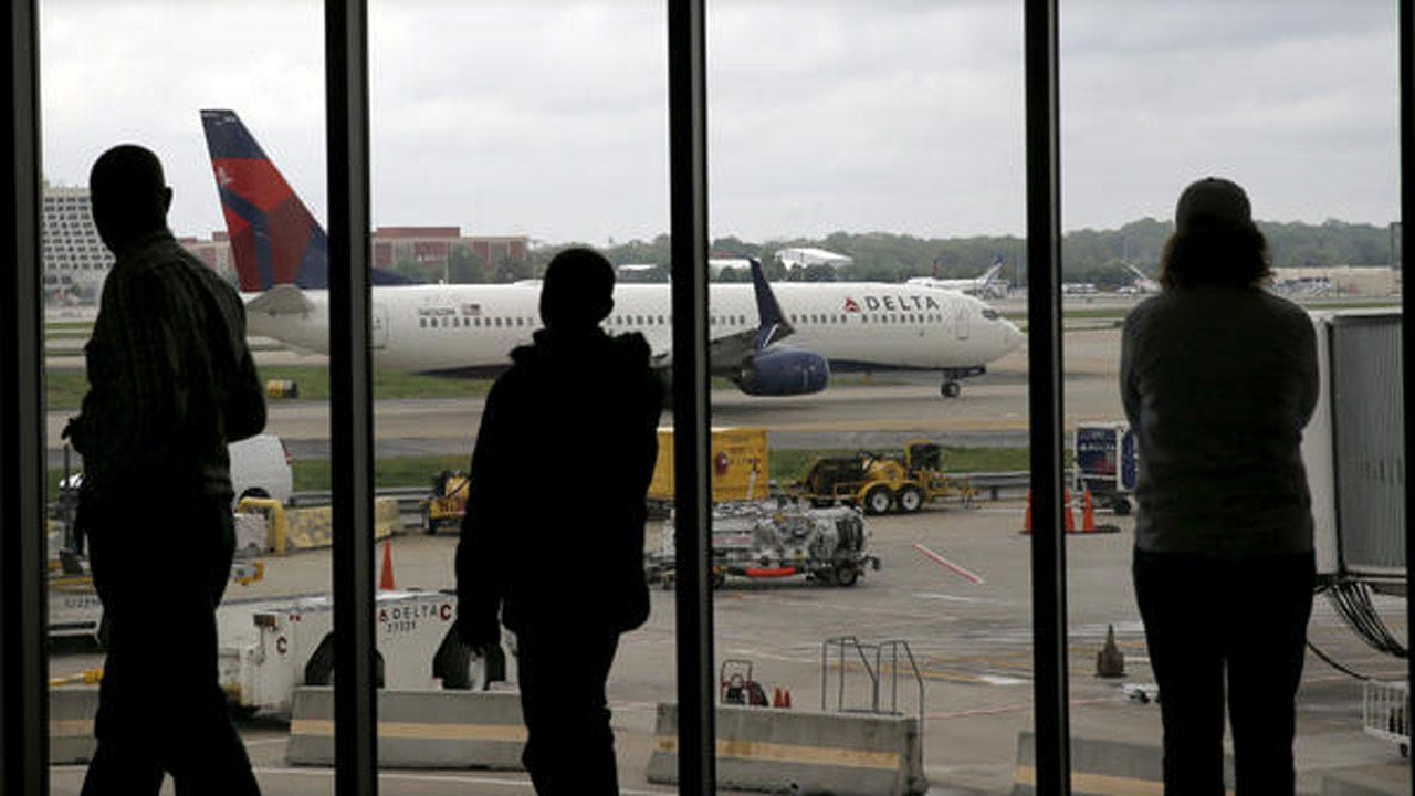 Delta Airlines' Computer Outage Causing Delays In OKC