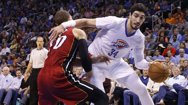 Enes Kanter Disowned By Family, Posts Emotional Response