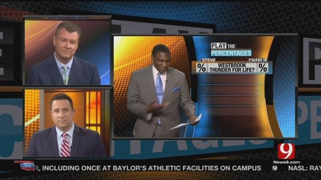 Oklahoma Ford Sports Blitz: August 7
