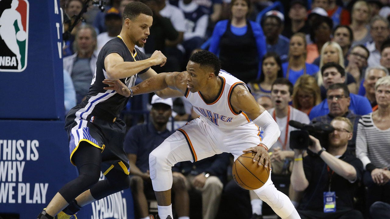 Report: Thunder to Host Warriors For First Time on Feb. 11