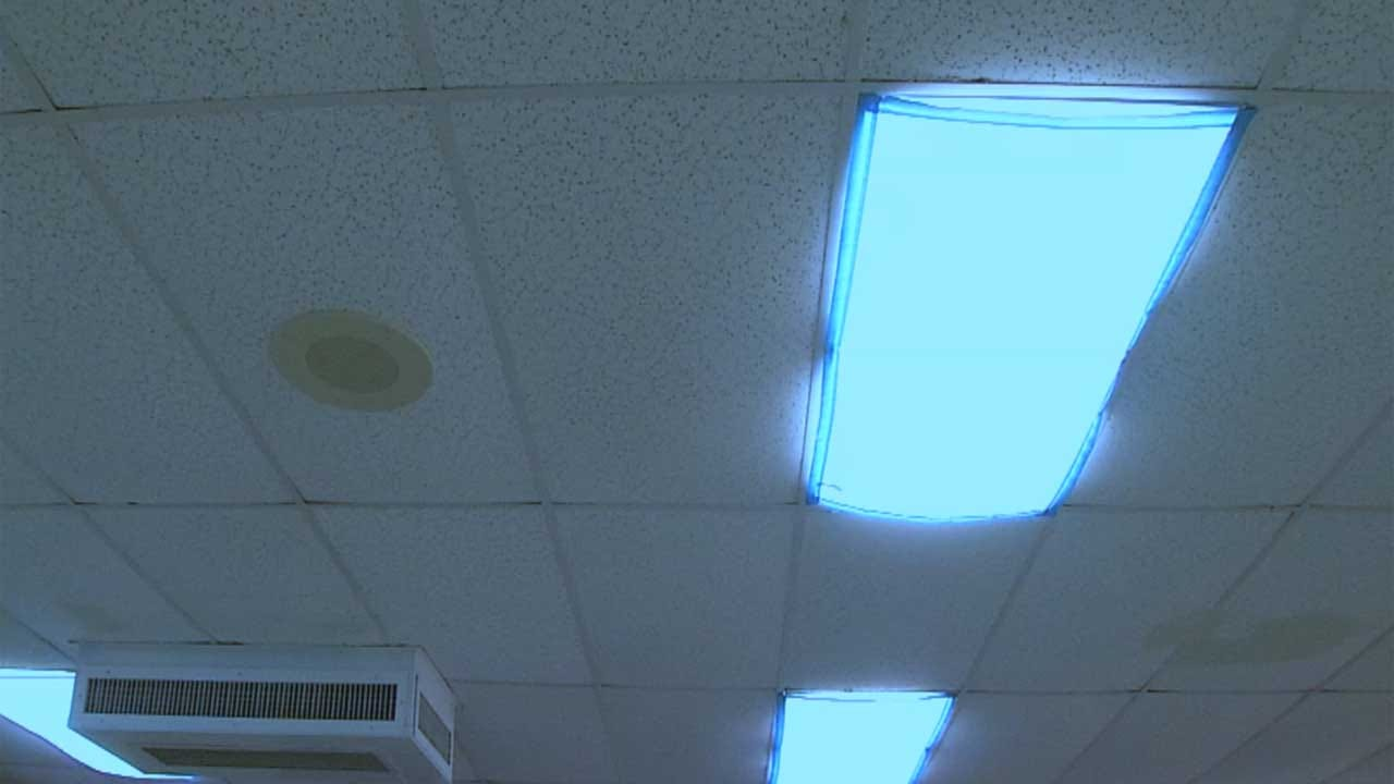 Teacher: Light Covers Make 'World Of Difference' For Special Education Classrooms