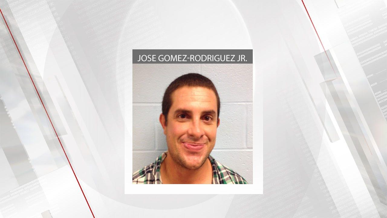 Stillwater Police: Man High On Meth Arrested For Wielding Machete