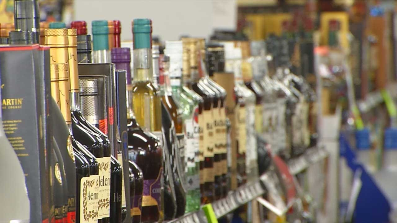 Oklahoma County Residents To Vote On Sunday Sales At Liquor Stores