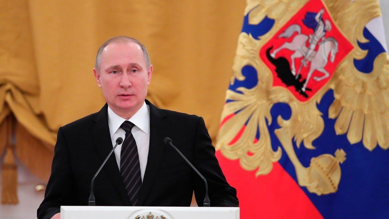 Putin Warns Of Growing Threat Of Nuclear War