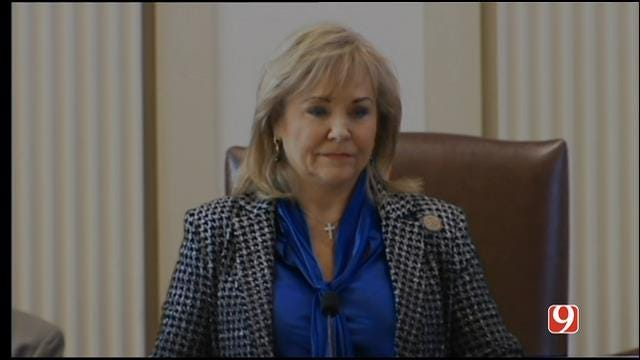 Fallin: Lawmakers Will Face 'Huge Challenges' To Bridge Budget Shortfall
