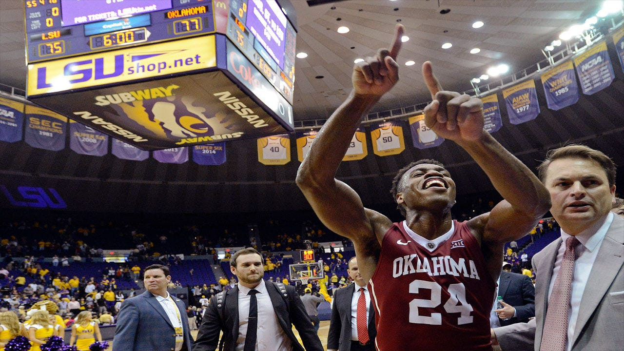 Hield Named Big 12 Player Of The Week For Fourth Time