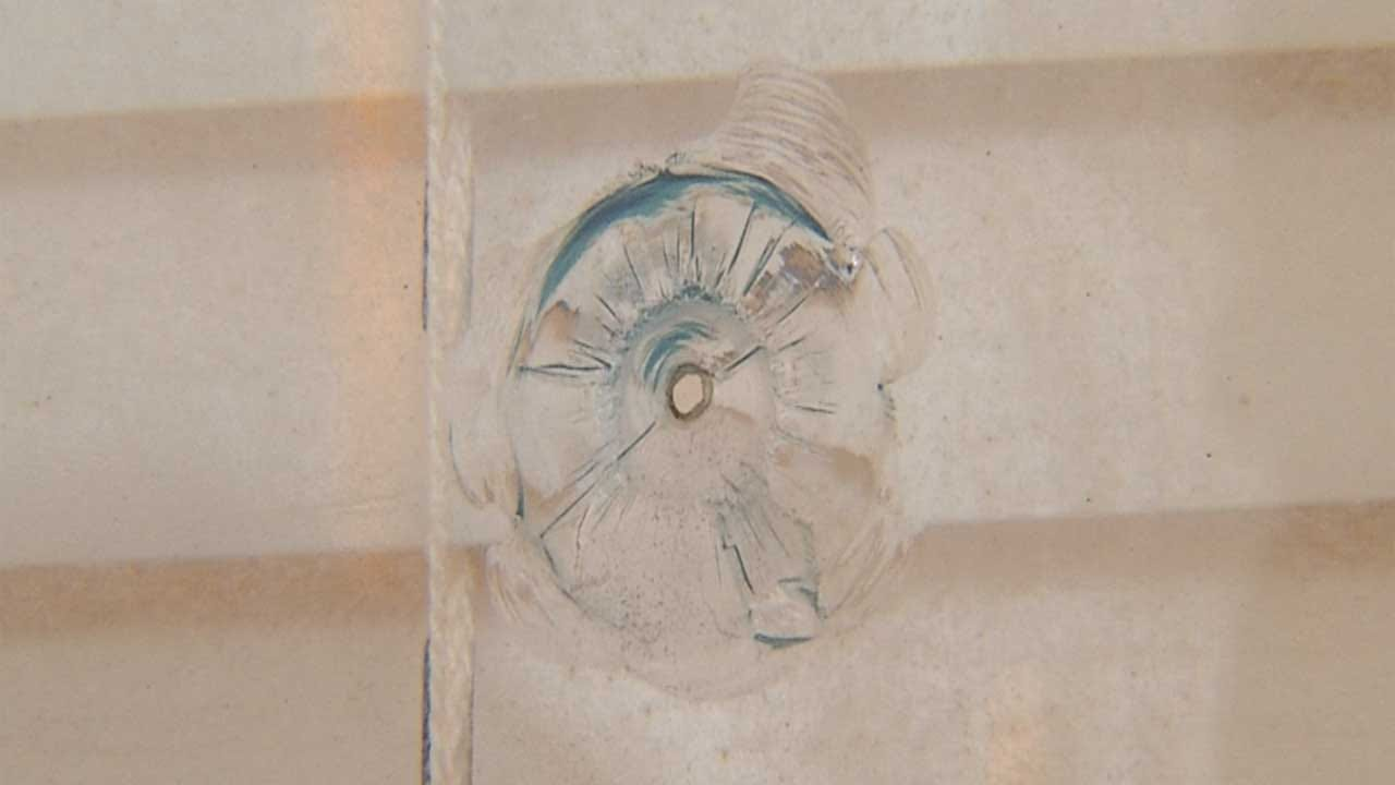 Metro Police Search For Vandals