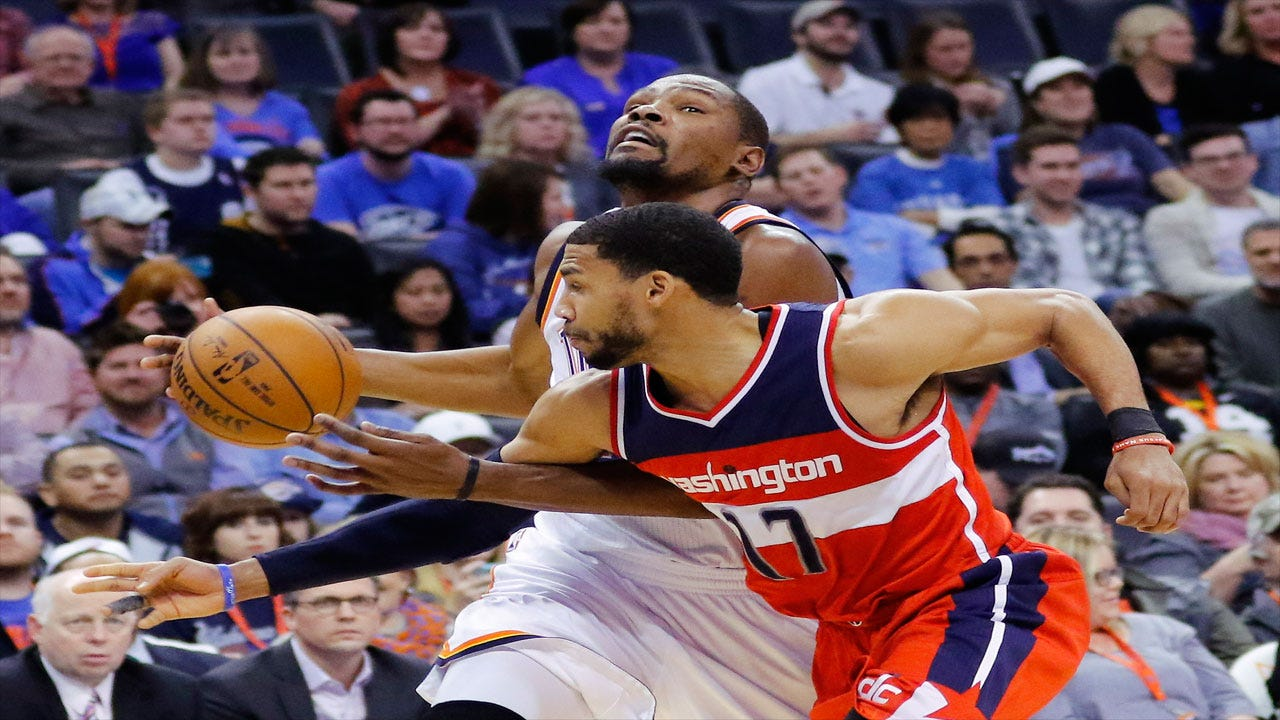 Westbrook Triple-Doubles Again As Thunder Win Fourth Straight