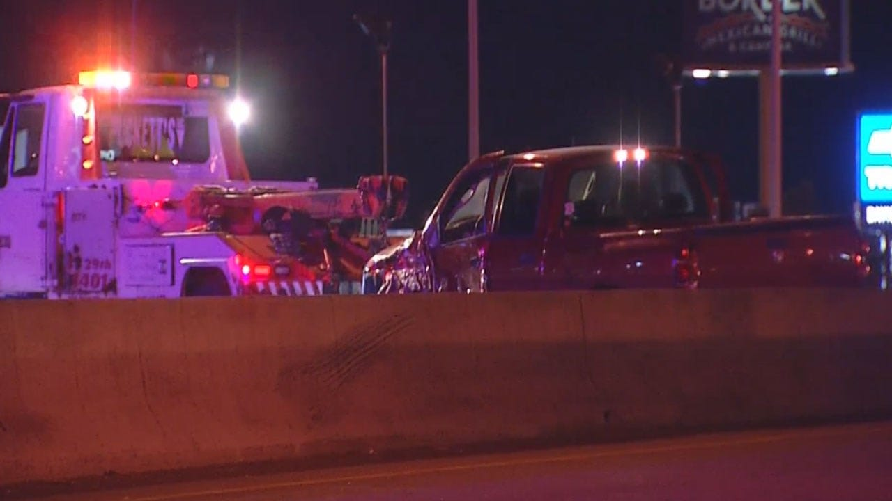 Wrong-Way Driver Involved In Four-Car Accident