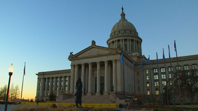 OK Lawmakers Review Second Week In Session