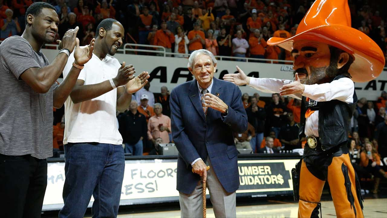 Eddie Sutton Named Finalist For 2016 Naismith Hall Of Fame