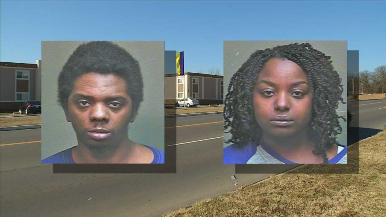 OKC Couple Arrested For More Than 100 Counts Of Sex Crimes Each