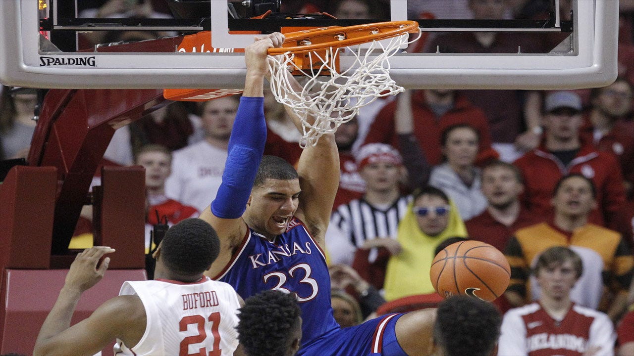 Chalk Up Another Win For KU: Jayhawks Take Down Sooners In Norman
