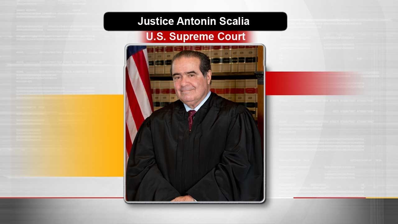 Supreme Court Justice Antonin Scalia Found Dead In Texas