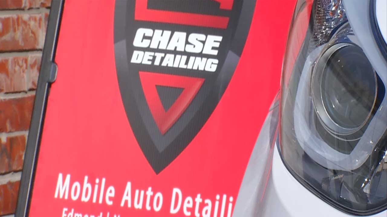 Norman Business Owner Cleans Cars For Kids In February