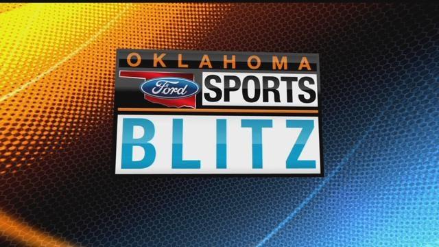 Oklahoma Ford Sports Blitz: February 14