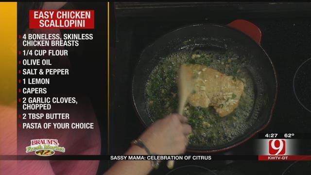 Easy Chicken Scallopini