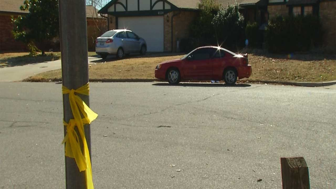 Police Search For Accused Shooter In NW OKC Homicide