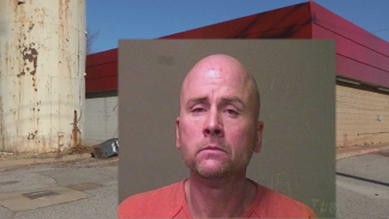Metro Man Behind Bars For Stealing ATM From Gas Station