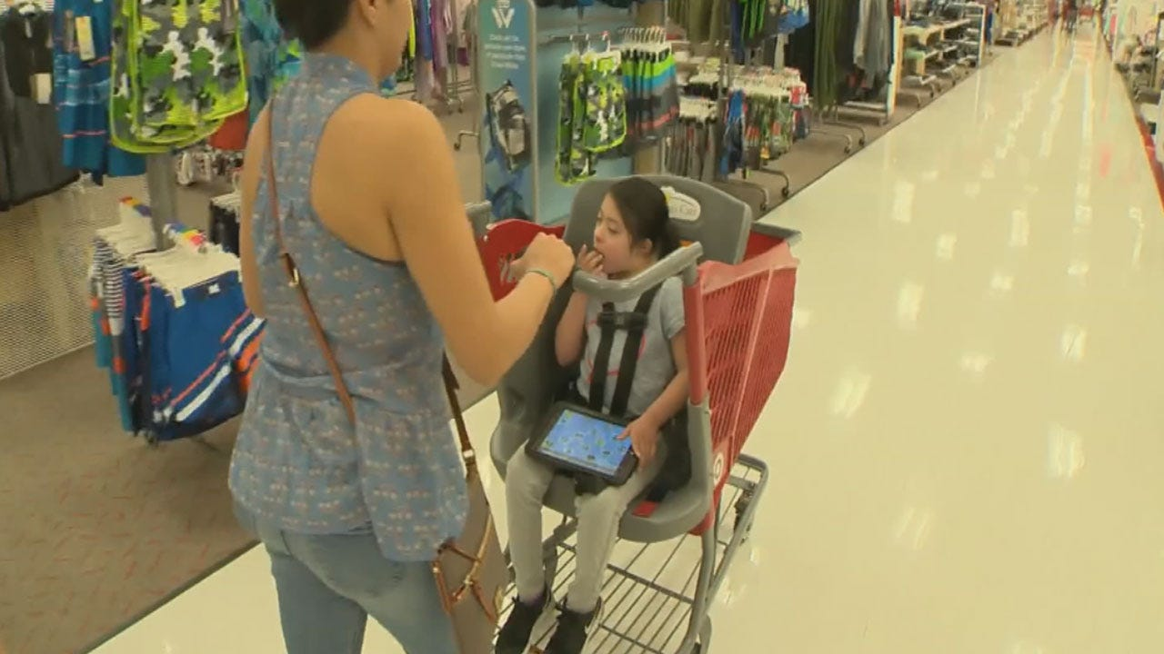 Target's New Shopping Cart Designed To Help Special Needs Families