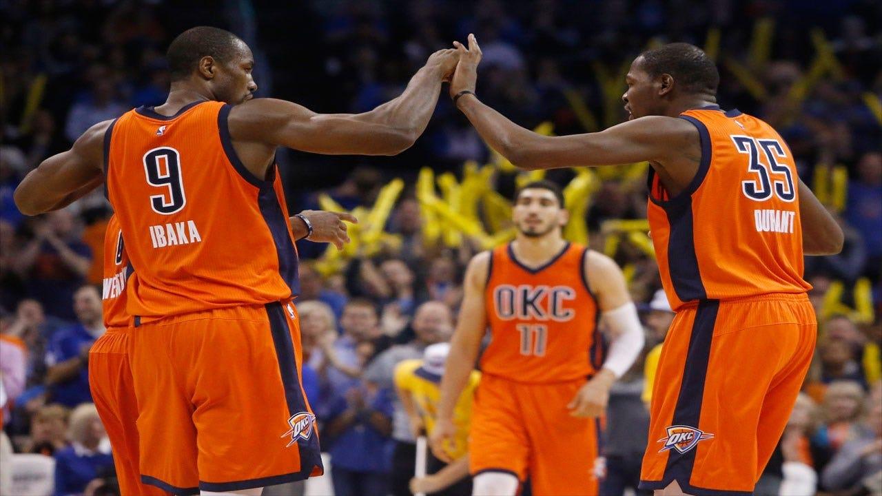 Thunder Face Pivotal Second Half Of NBA Season