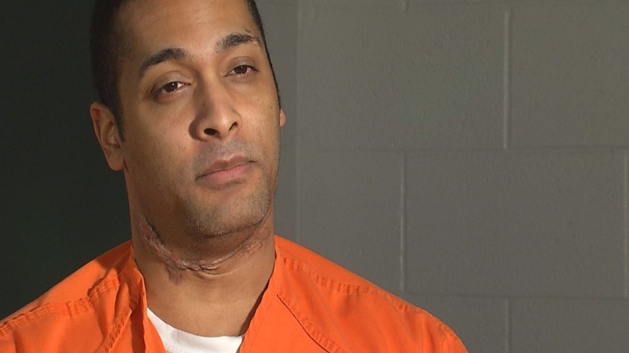 Norman Hostage Situation Suspect Explains Why He Wants 10 Years In Jail