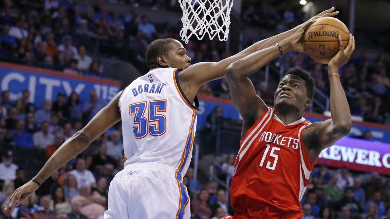 Kevin Durant Named Western Conference Player Of The Month