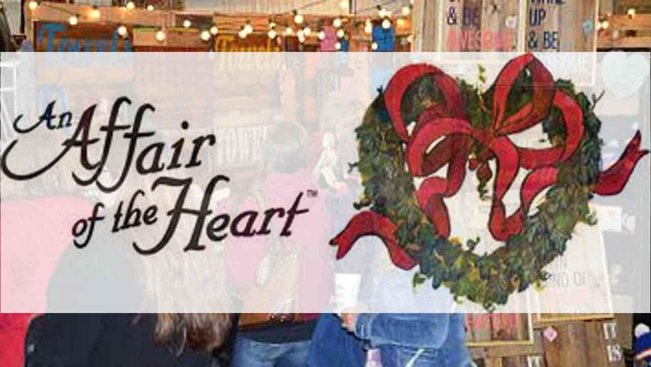 News 9 Heads To An Affair Of The Heart 2016